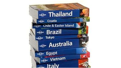 travel, books, lonely planet